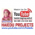 "Youtube = www.youtube.com/c/haiedu dear my friends… please SUBCRIBE / LANGGANAN Youtube Channel ""HAI-EDU PROJECTS"" yaa … GRATIS … kami akan menambah koleksi video setiap minggu yang bertemakan tutorial Salon Kecantikan, […]"