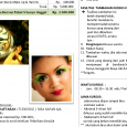 Kursus Salon Kecantikan – Pahe 5 : Rp 2,500.000 MAKE UP & HAIR DO : Fashion Make Up (Panggung) Make Up Sikatri (Kulit Bernoda) Make Up TV Make Up Film […]