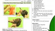 Kursus Salon Kecantikan – Pahe4 : Rp 2,500.000 MAKE UP & HAIR DO : Cara Merapikan Alis 53 Make Up […]