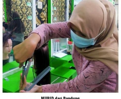 Peserta Kursus Ambil Jurusan Salon Kecantikan, datang dari Bandung, Jawa Barat KURSUS KILAT SALON KECANTIKAN & TATA RIAS PENGANTIN Fullday Learning, Step by Step, DIJAMIN PASTI BISA, Pilihan Paket Kursus […]