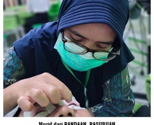 Lihat postingan ini di Instagram Sebuah kiriman dibagikan oleh HAI-EDU Indonesia (@haiedu.kursus.salon.wedding) Peserta Kursus Ambil Jurusan Salon Kecantikan, datang dari Pasuruan, Jawa Timur KURSUS KILAT SALON KECANTIKAN & TATA RIAS […]